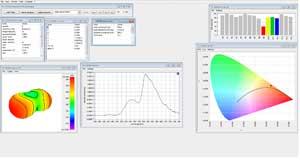 S-BTS2048 user software interface