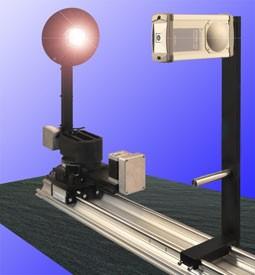 LED test system