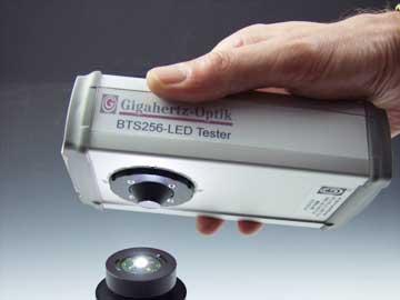 Practical Hand Held LED Tester For Complete LED U0026 Light Source Color, Light  Intensity U0026 Light Spectrum Measurements