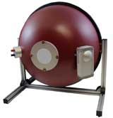 BTS256-LED Sphere from Gigahertz-Optic